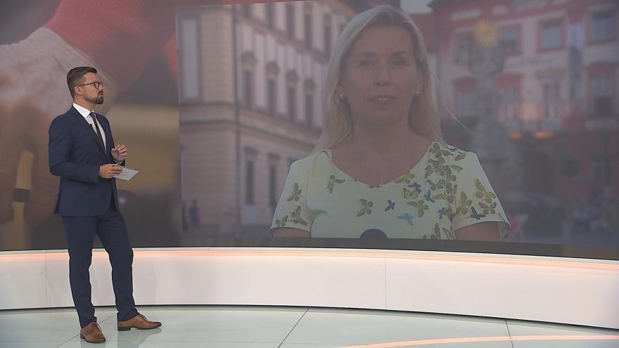 Video 90' ČT24 - Zvyšování důchodů