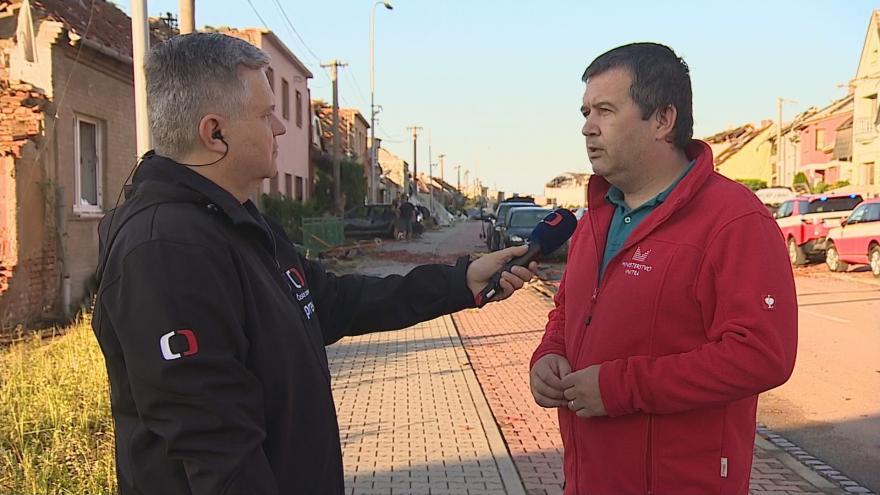 Video Ministr vnitra Jan Hamáček k tragédii na jihu Moravy