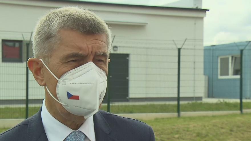 Video Premiér Andrej Babiš ke změnám podmínek pro cestování do Chorvatska