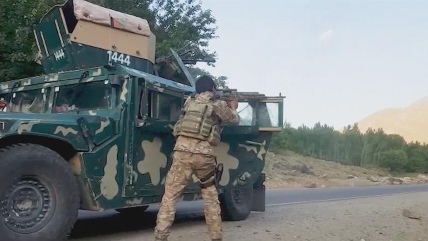 Video Horizont ČT24: Chaos v Afghánistánu