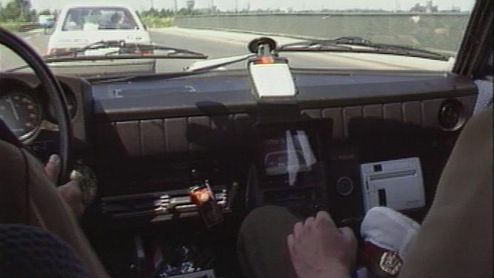 Video Moderní technika na piráty silnic