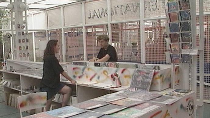 Video Národní výstava zela prázdnotou