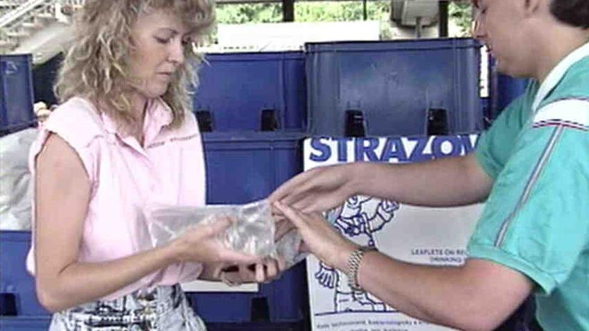Video Novinka na trhu – balená pitná voda Strážov Ideal