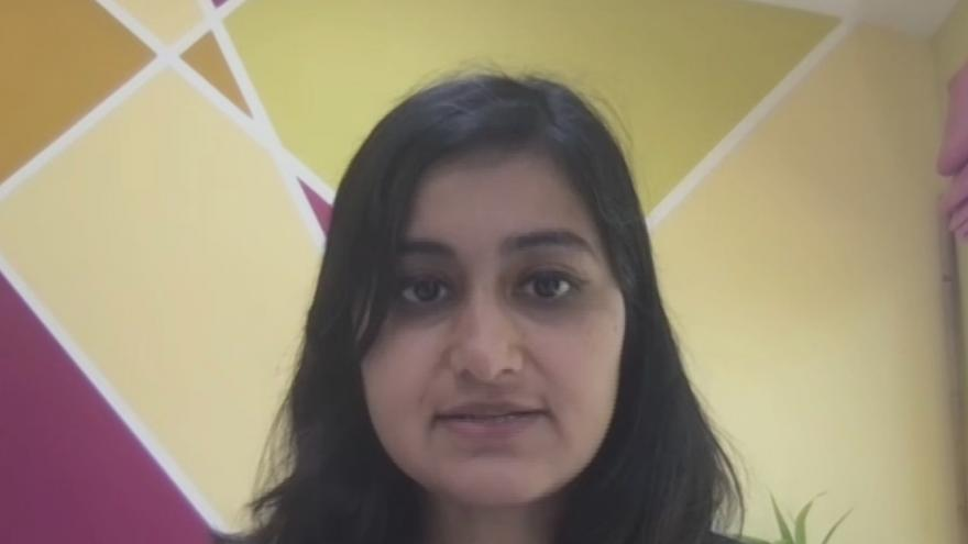 Video Klinická epidemioložka Deepti Gurdanasiová o rozvolňování v Anglii