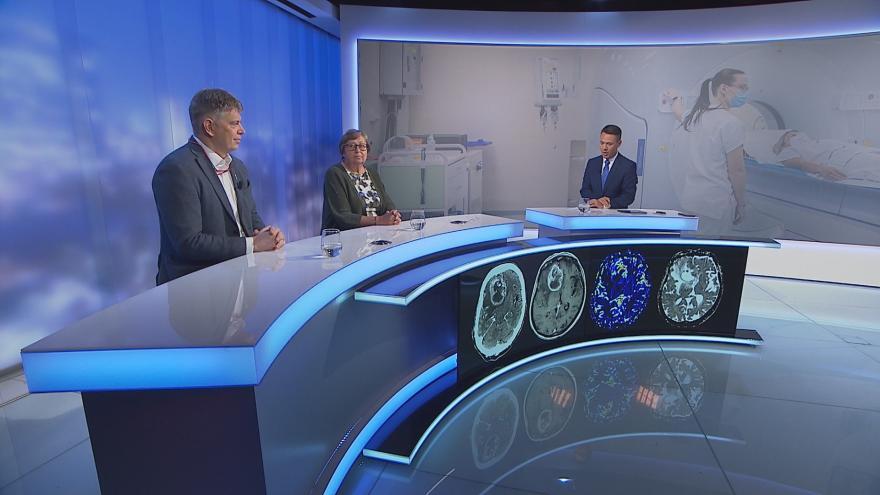 Video Události, komentáře: Budoucnost onkologické péče v Česku