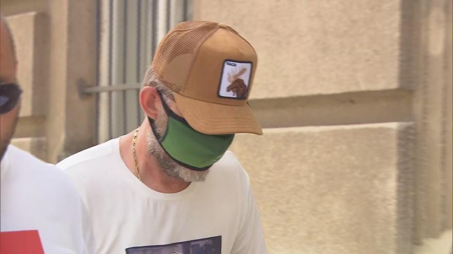Video Roman Janoušek nastoupil do vězení