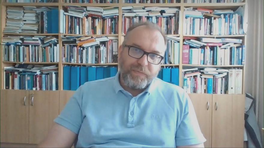 Video Odborník na extremismus Miroslav Mareš k desetiletému výročí střelby Adrese Breivika