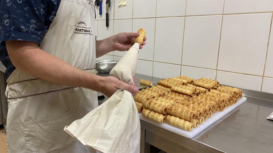 Video Události v regionech:  Cukráři pečou podle deníků Janáčkovy hospodyně