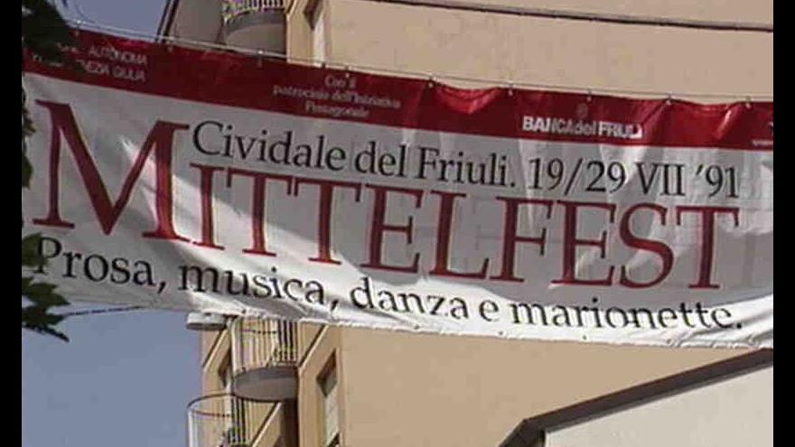 Video Úspěšné ukončení 1. ročníku kulturního festivalu Mittelfest