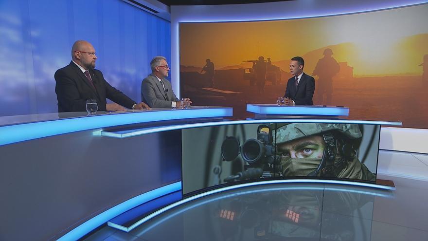 Video UK: Jak se ČR postará o afgánské spolupracovníky?