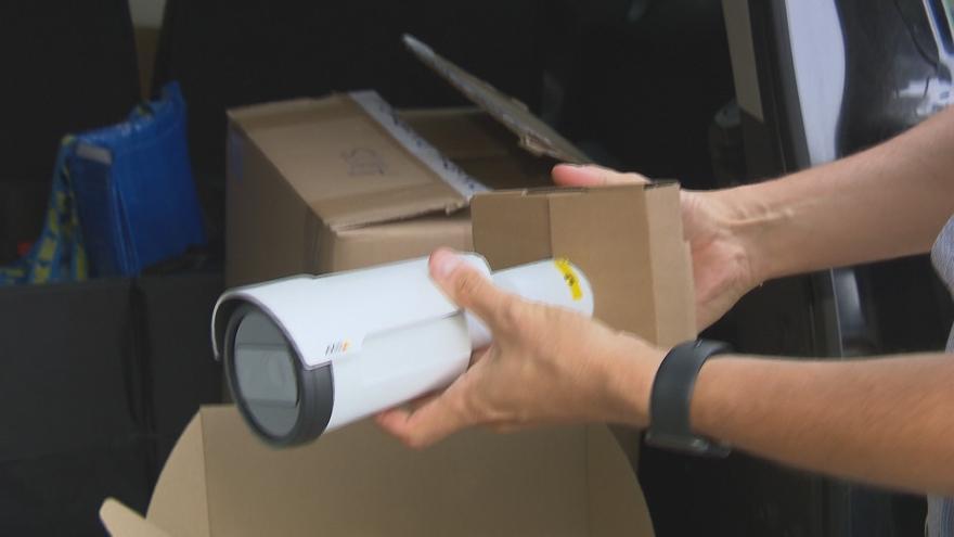 Video Události: Kamery pomáhají dopadnout zločince