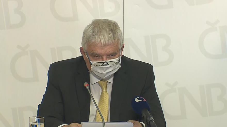 Video Guvernér ČNB Jiří Rusnok ke zvýšení základní úrokové sazby
