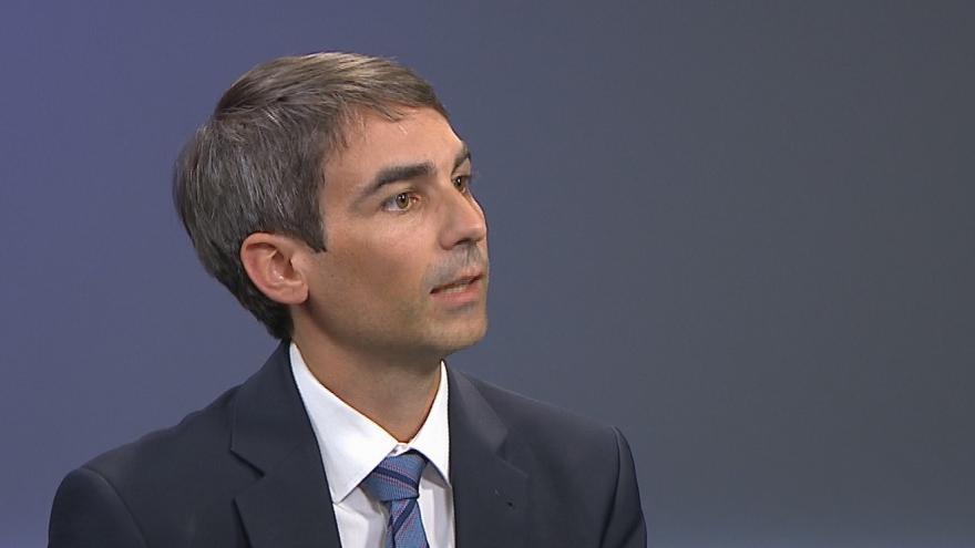 Video Hlavní ekonom České bankovní asociace Jakub Seidler ke zvýšení základní úrokové sazby