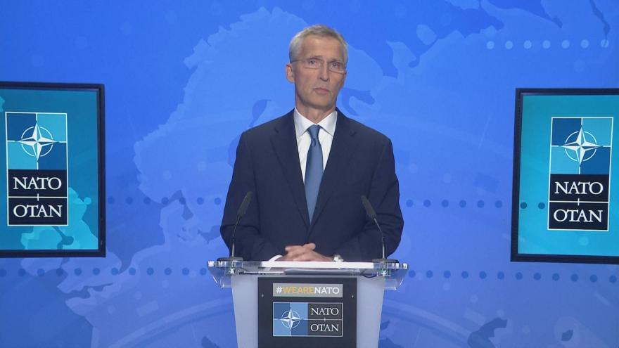 Video Brífink po jednání ministrů zahraničí NATO o Afghánistánu