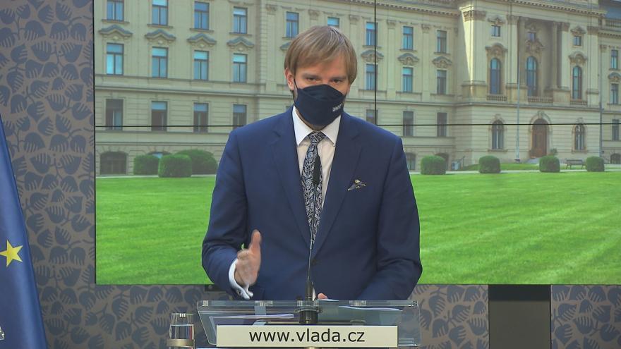 Video Brífink po jednání vlády 30. srpna
