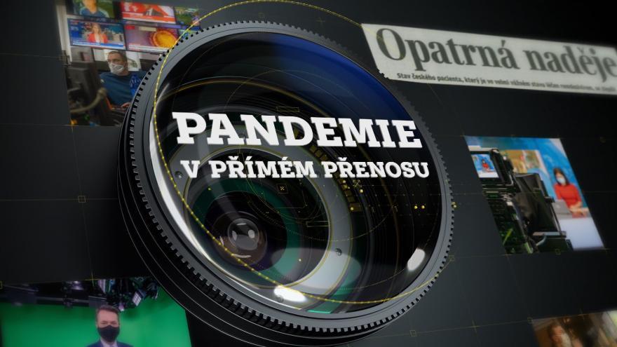 Video Dokument Pandemie v přímém přenosu