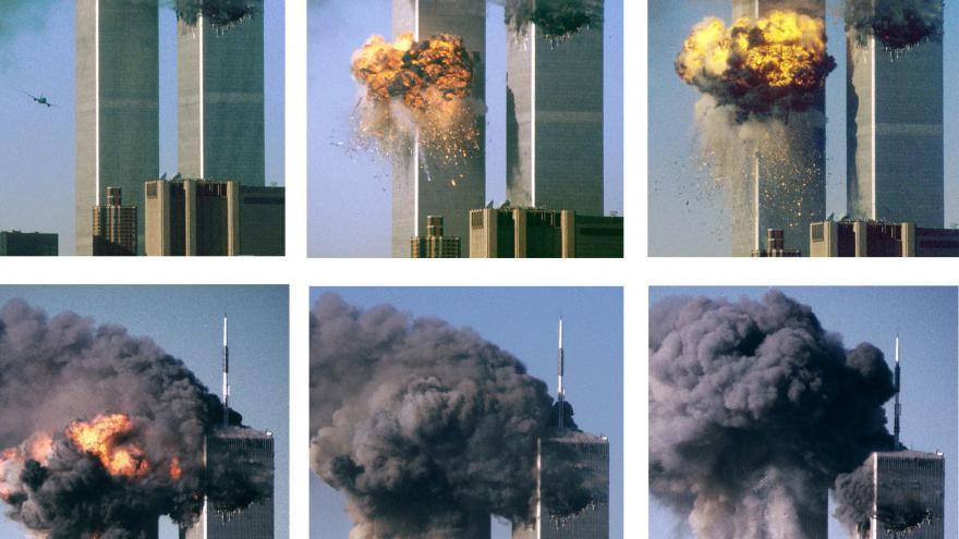 Video Bez komentáře: Útok na budovy Světového obchodního centra (WTC) 11. září 2001