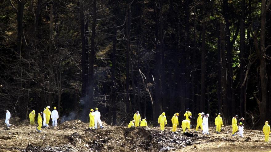Video Bez komentáře: Místo tragické havárie letu 93, po únosu letadla 11. září 2001