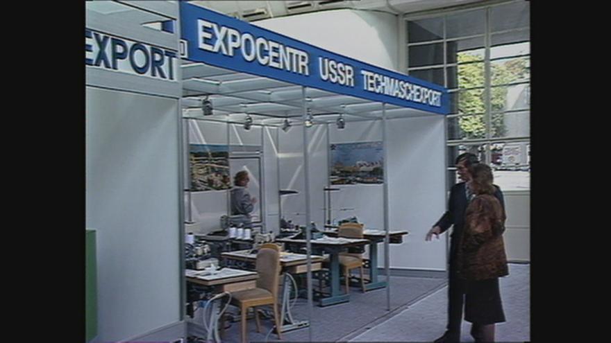 Video Obchod se Sovětským svazem