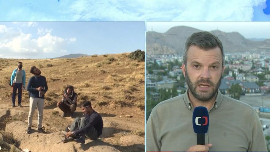 Video Studio ČT24: Turecko posiluje bezpečnost kvůli migraci