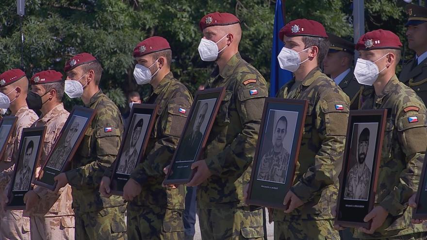 Video Ukončení české mise v Afghánistánu