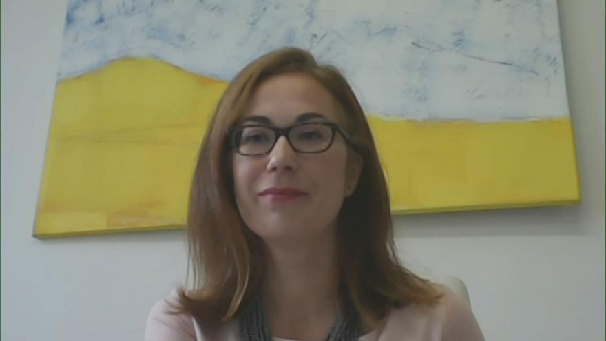 Video Studio ČT24: Advokátka Janšová o bezpečnosti v práci v souvislosti s Covid-19