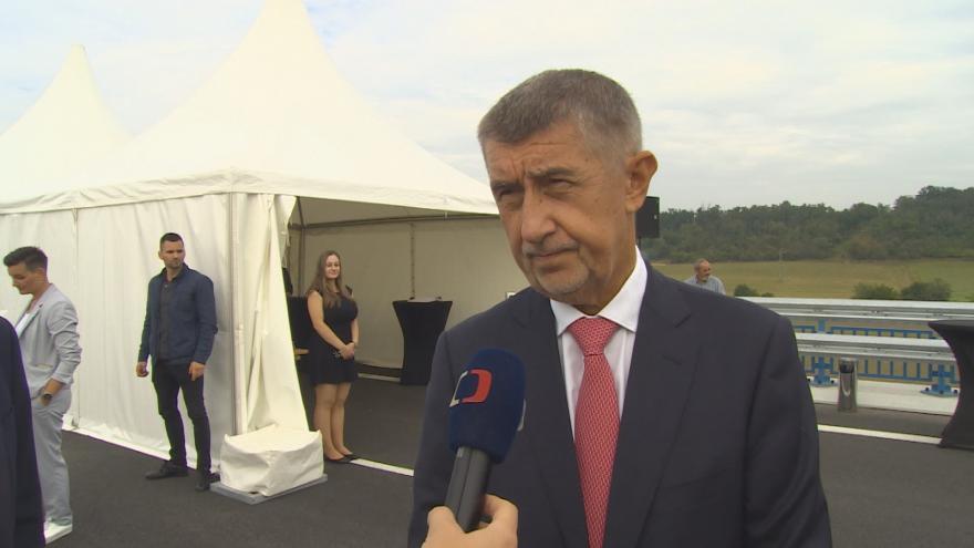 Video Premiér Andrej Babiš k epidemické situaci
