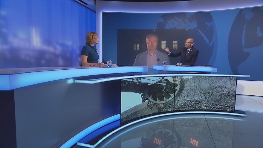 Video UK: Spor o těžbu v dole Turów