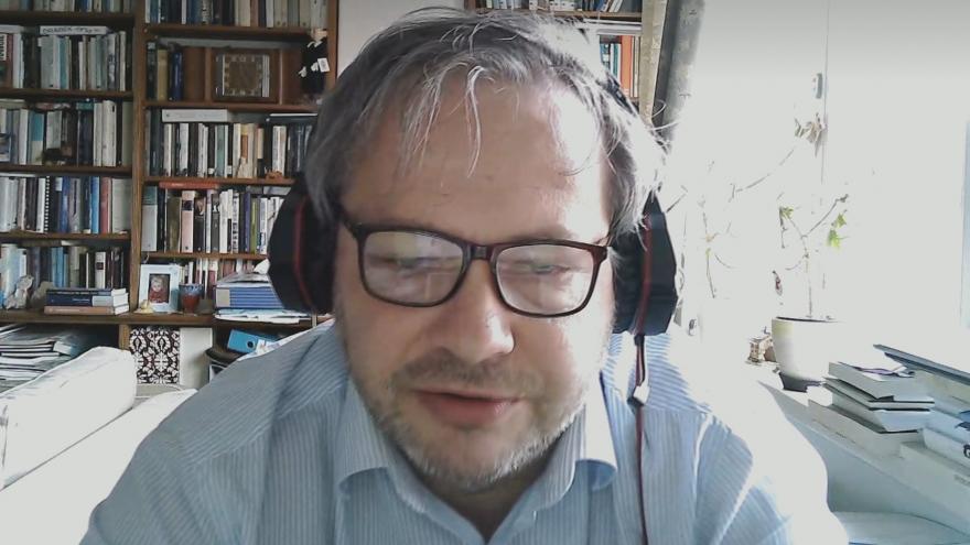 Video Historik Jan Stejskal ke sedmistému výročí úmrtí Danta Alighieriho