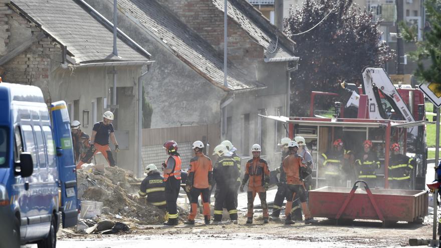 Video Události: Výbuch v Koryčanech