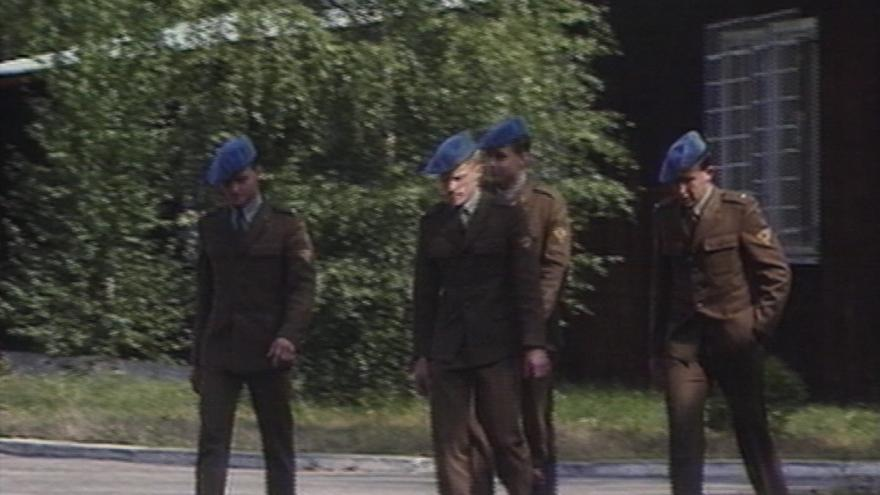 Video Vojáci se připravují na mise v zahraničí