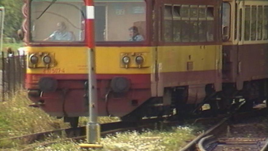 Video Konkurence na regionální trati