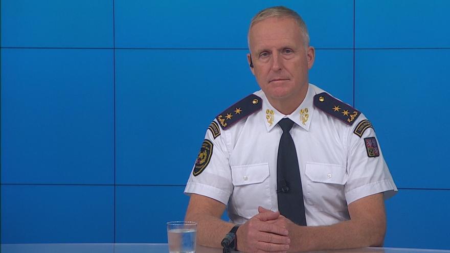 Video Interview ČT24: