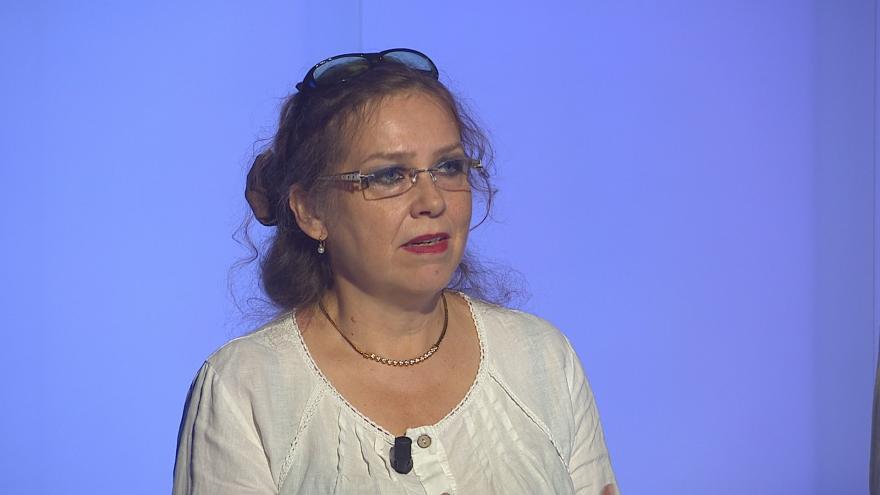 Video Vladimíra Vítková představuje stranu Aliance národních sil