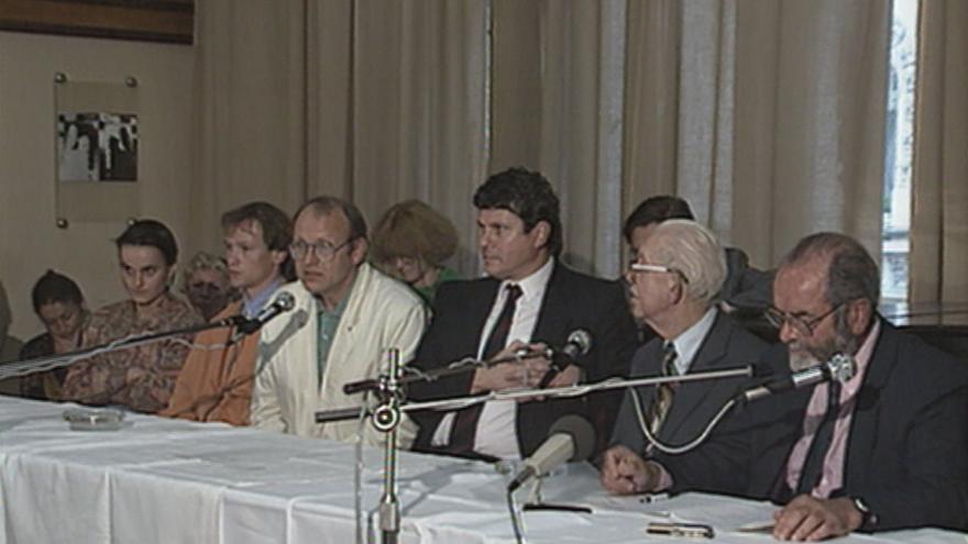 Video Výzva občanů za zachování Československa