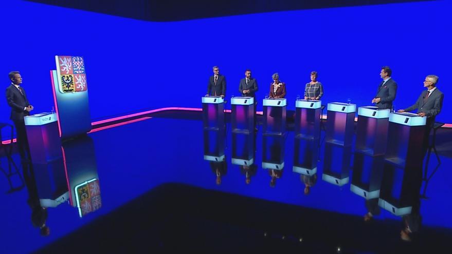 Video Volby 2021 - Předvolební debata