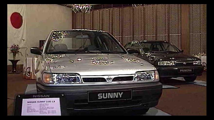 Video Obnovení pražského autosalonu