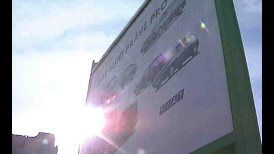 Video Nový fenomén reklamních billboardů