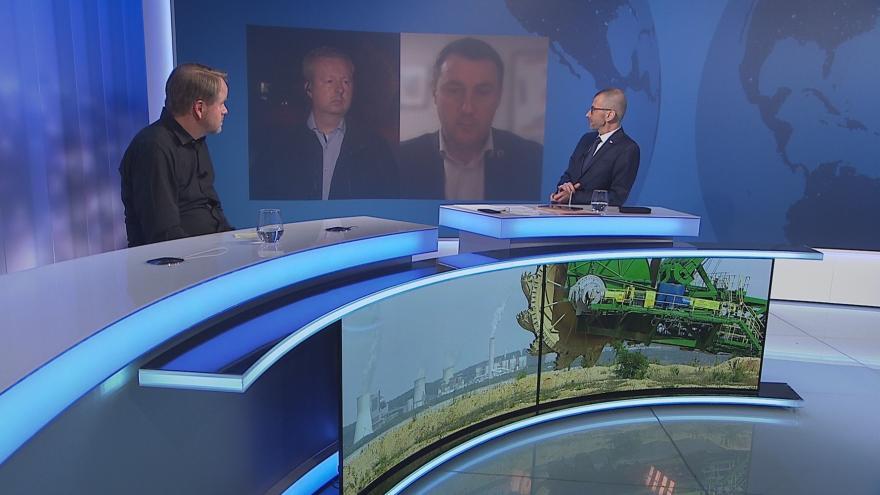 Video UK: Polsko-český spor o důl Turów