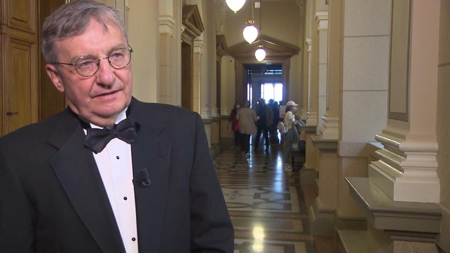 Video Rozhovor s laureátem ceny Neuron Josefem Prchalem