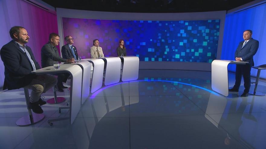 Video Politické spektrum - Volby do Poslanecké sněmovny 2021