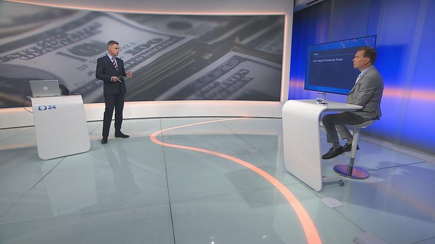 Video 90' ČT24 - Aféra Pandora Papers