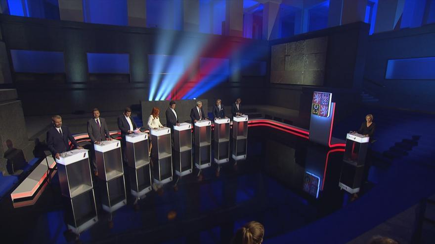 Video Volební superdebata umělá inteligence