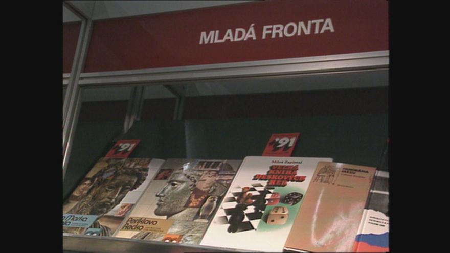 Video Mezinárodní knižní veletrh ve Frankfurtu nad Mohanem