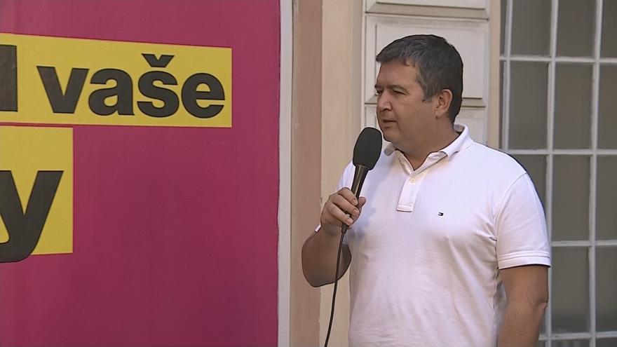 Video Hamáček: Pokud se ČSSD nedostane do sněmovny, rezignuji na post předsedy strany