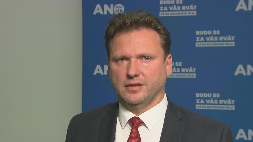 Video Radek Vondráček o povolebním jednání předsednictva hnutí ANO