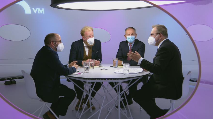 Video Otázky Václava Moravce - Kdo nám bude vládnout a proč?