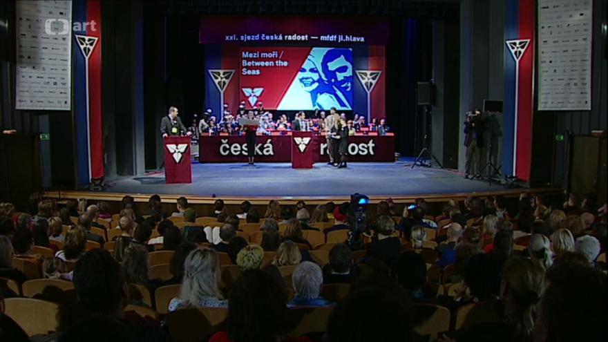 Video Dokumentární radost z Jihlavy 2017
