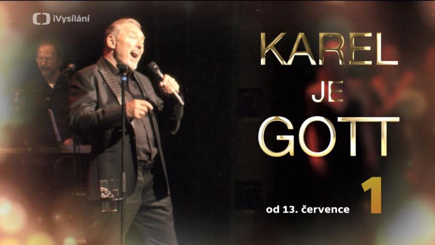 Video Upoutávka - Karel je Gott