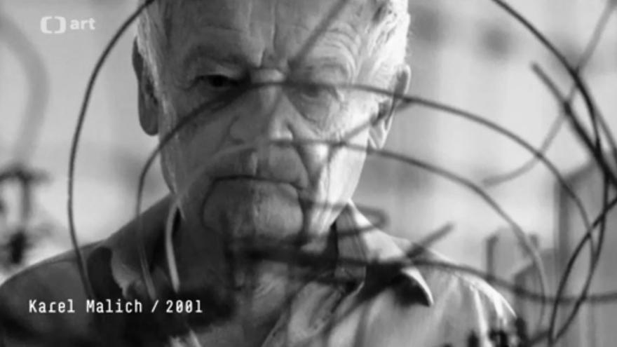 Video Karel Malich - Vizionář ve věku rozumu